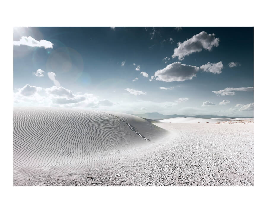 White Sands #1 <br><small>By: Chris Crisman</small>