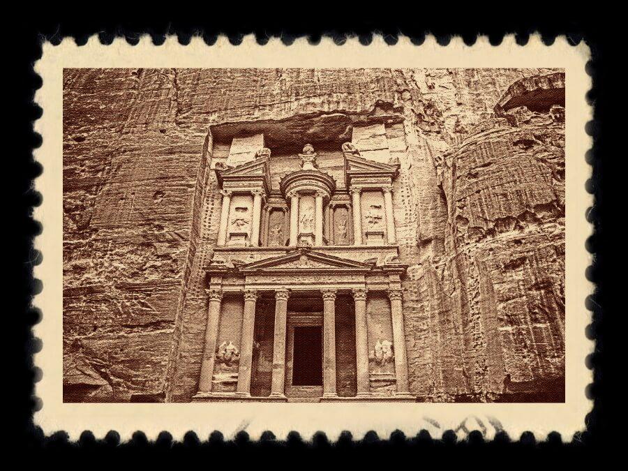 Petra, Jordan <br><small>By: Shea Winter Roggio</small>